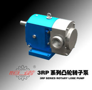 3RP Series Rotary Lobe Sanitary Pump pictures & photos