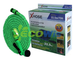 China Manufacturer Flexible Garden Contracting Hose pictures & photos