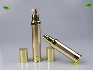 Airless Bottle with Gold Base (NAB16) pictures & photos