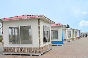 Prefab House Material & Sandwich Panel pictures & photos