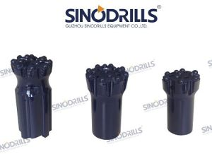 Sinodrills Button Bit with R32, R38, T38, T45, T51