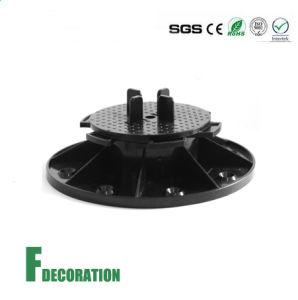 Adjustable Heavy Duty Telescopic Support Plastic Screw Jack Plastic Paver Floor Pedestal pictures & photos