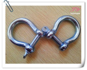 JIS Type Bow Shackle pictures & photos