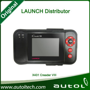 [Authorized Distributor] Newly Design 100% Original Launch X431 Creader VIII, Code Reader 8 Automotive Scan Tool pictures & photos