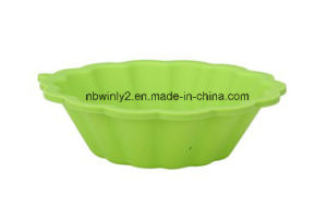 100% Food Flower Silicone Cake Mould pictures & photos