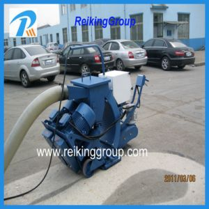 China Asphalt Concrete Road Surface Shot Blasting Cleaning Machine pictures & photos