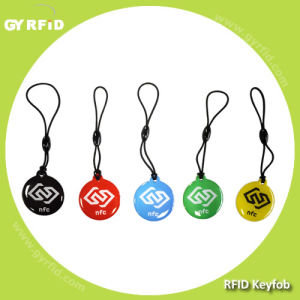 Kee Em4305 Radio Frequency Identification Keytag for Acess Control (GYRFID) pictures & photos