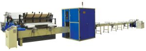 Tissue Paper Jumbo Roll Rewinding Machine pictures & photos