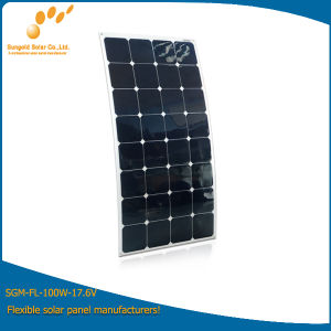 OEM Flexible Solar Panel Prices 120W --- Factory Direct Sale pictures & photos