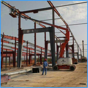 CE Approved Small Lifting Platform