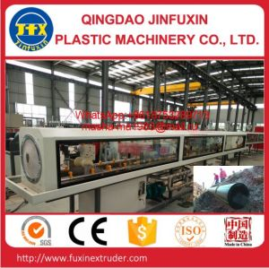 PE/PP/HDPE Pipe Production Machine pictures & photos