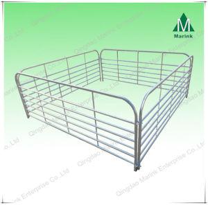 Hot Sales HDG Cambered Sheep Hurdle/Sheep Yard Fence pictures & photos