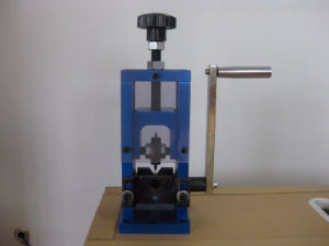 Hw-25 Manual Wire Stripper Machine pictures & photos
