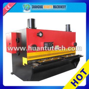 Mild Steel Guillotine Shearing Machine, Hydraulic Aluminium Cutting Machine, Ms Plate Cutting Machine pictures & photos