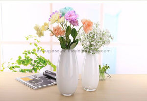 Tall Stained Glass Vase for Flower pictures & photos