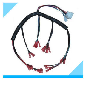 China Factory Custom Electrical Industrial Wire Harness pictures & photos