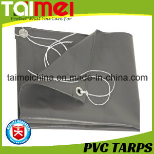 France PVC Drop Sheet/ Rip-Proof/Smooth Lacquered Tarpaulin/Tarps pictures & photos