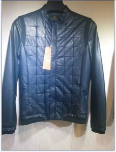 Fashion and Newest Design Men PU Leather Jackets (A008)