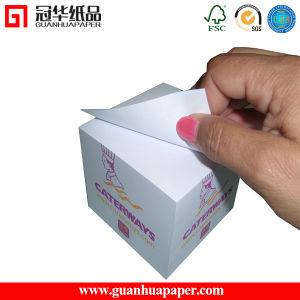 Free Sample Offset Printing Writing Paper 60GSM, 70GSM, 80g, 90g pictures & photos