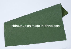 USA Military Standard High Density Nylon Cordura with PU Coating for Bag and Tent Fabric in Mono-Color