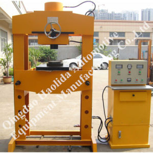 Hot Sale Electrical Hydraulic Oil Press Machine pictures & photos