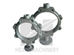 High Precision Investment Casting Valve Body for Pump pictures & photos