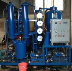 High Effective Vacuum Dehydration Oil Purifier pictures & photos