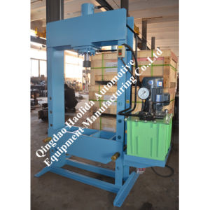 Factory Supply Electric Hydraulic Oil Press Machine 40/50t pictures & photos