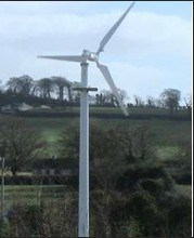 20kw Horizontal Axis Wind Turbine System pictures & photos