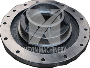 Ductile Iron Cast Iron Support with Agriculture (Sand casting) pictures & photos