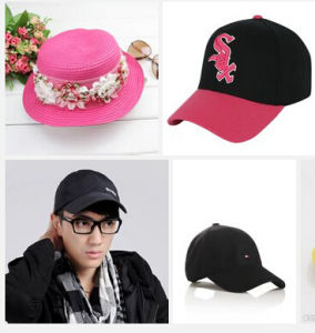 China Wholesale Custom Guangzhou Baseball Swimming Cap Hat and Muslim Prayer Shower Plain Denim Military Sports Sport Omani Hip Cap pictures & photos