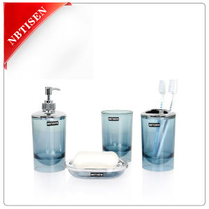 New Design Acrylic/Plastic Bathroom Set Ts-8022