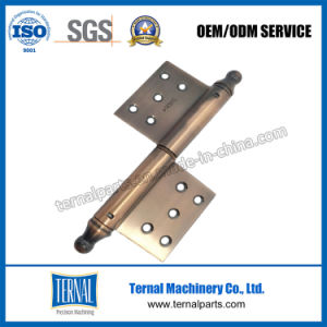 High Quality Crown Head Flag Door Hinge pictures & photos
