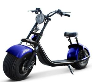 2017 Dogebos New Cool Cheap Electric Motorcycle /Citycoco/Harely Run Distance pictures & photos