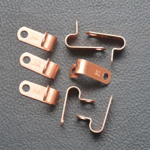 Cable P-Clip bare copper pictures & photos