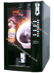 Hot/Cold Instant Premix Coffee/Tea Vending Machine (HV304MCE) pictures & photos