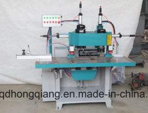 Double Head Door Lock Mortising Machine/Wood Drilling Machine
