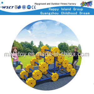 Children Commercial Playground Equipment Climbing Cargo Net Hf-18801 pictures & photos