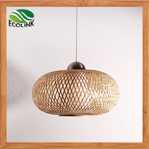 Bamboo Weaving Droplight / Drop Light for Home Decorative pictures & photos