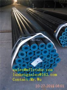 API 5L Seamless Steel Pipe/Tube, Line Pipe/Tube, Liquid Pipe/Tube pictures & photos
