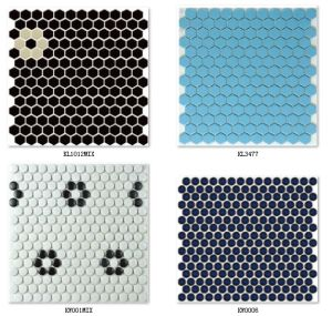 3D Ceramic Mosaic Polished pictures & photos