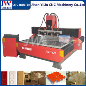 Multi-Spindle Independent Spindle 3D Relief CNC Router for Wood Woodworking pictures & photos