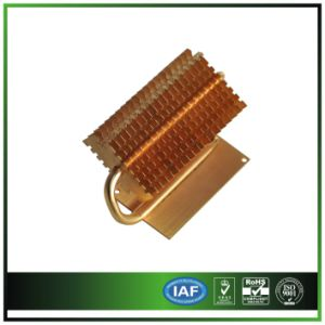 Copper Heatsink for Video Box pictures & photos
