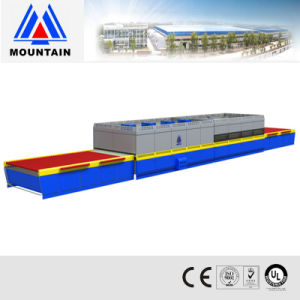 Force Convection Toughened Glass Machine pictures & photos