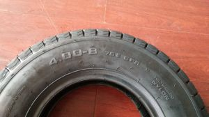 Motorcycle Spare Parts, Non-Slip Motorcycle Tyre Motor Tricycle Tire 4.00-8 pictures & photos