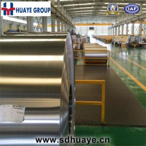 2017 Huaye 201 Hot Rolled Stainless Steel Strip pictures & photos