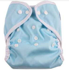 Waterproof One-Size Cloth Diaper Cover