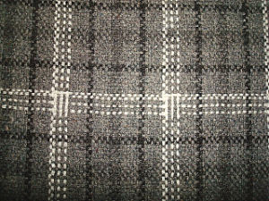 Wool Blenched Yarn Dyed Check Woolen Fabric pictures & photos