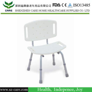 Care Guard Shower Chair with Back Rest pictures & photos