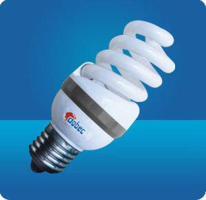 Small Full SpirL Lamp